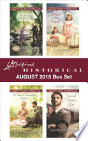 Love Inspired Historical August 2015 Box Set