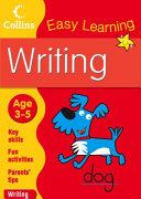 Writing Age 3 5