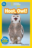 National Geographic Readers  Hoot  Owl