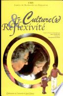 Culture(s) et réflexivité