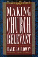 Making Church Relevant