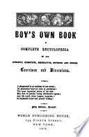 Boy s Own Book
