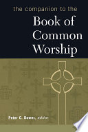 The Companion to the Book of Common Worship