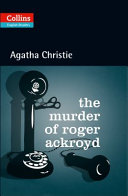 The Murder of Roger Ackroyd English Language Learners Agatha Christie Is The Most