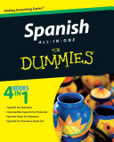 Spanish All in One For Dummies