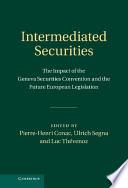 Intermediated Securities