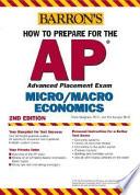 AP Micro Macro Economics 2E
