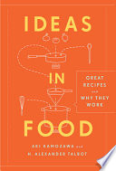 Ideas in Food Book PDF