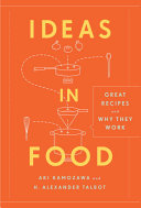 Ideas in Food Book