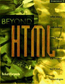 Beyond Html