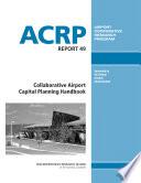 Collaborative Airport Capital Planning Handbook