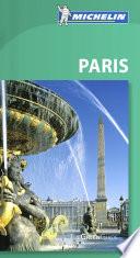 Michelin Green Guide Paris
