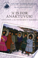 A is for Anaktuvuk