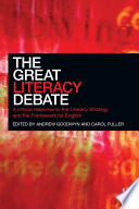 The Great Literacy Debate To Examine The Actual Impact Of The National