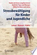 Stressbew  ltigung f  r Kinder und Jugendliche