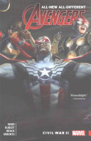 All-New, All-Different Avengers Vol. 3