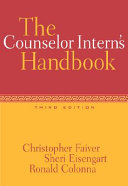 The Counselor Intern s Handbook