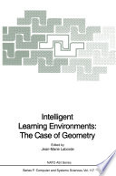 Intelligent Learning Environments  The Case of Geometry