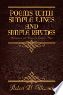 Poems with Simple Lines and Simple Rhymes