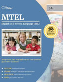 MTEL English as a Second Language  ESL  Study Guide