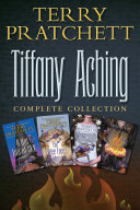 Tiffany Aching 4 Book Collection