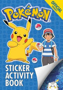 Pok  mon Sticker Activity Book
