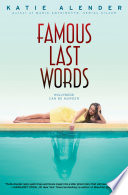 Famous Last Words Book PDF