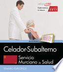 Celador Subalterno  Servicio Murciano de Salud  Temario espec  fico