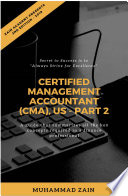Certified Management Accountant Cma Part 2