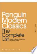 Penguin Modern Classics The Complete List book
