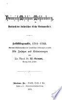 Heinrich Melchior Mühlenberg