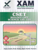 CSET Biology Life Science 120  124