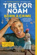 Born a Crime Book