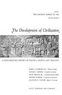 The Development Of Civilization