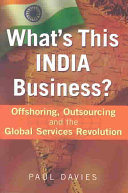What's this India Business?