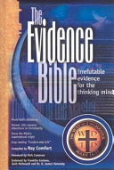 Evidence Bible OE KJV Easy Reading  Comfortable  The Way of the Master