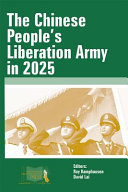 The Chinese People s Liberation Army in 2025