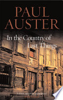 In The Country Of Last Things book