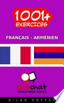 illustration 1001+ Exercices Français - Arménien