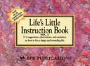 Life S Little Instruction Book I : ...