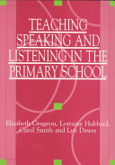 Teaching, Speaking, and Listening in the Primary School