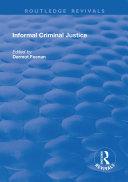 Informal Criminal Justice