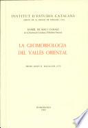 La geomorfología del Vallès Oriental