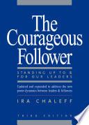 The Courageous Follower Book PDF