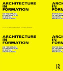 download ebook architecture in formation pdf epub
