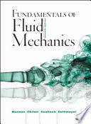 Fundamentals of Fluid Mechanics  7th Edition