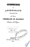 Commedie di Aristofane