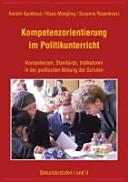 Kompetenzorientierung im Politikunterricht