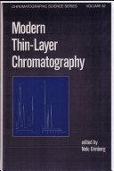 Modern Thin-Layer Chromatography