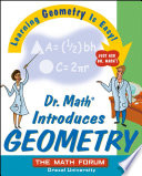 Dr Math Introduces Geometry